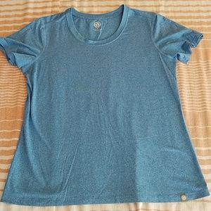 REI Co-Op T-Shirt Blue Women's Large